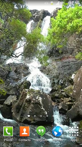 Waterfall Live Wallpaper HD 4