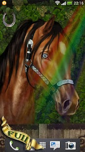 Arabian Horse Free Wallpaper- screenshot thumbnail