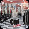 Cut Concept Friseur icon