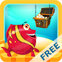Fish Ball Water Game icon