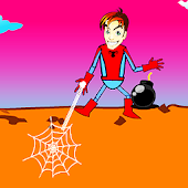 Spider Guy Jewel Hunter Game