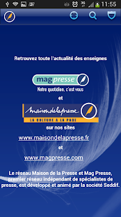 NavigaPresse- screenshot thumbnail