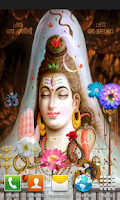 Screenshot of Lord Shiva HD Live Wallpaper