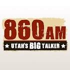 860AM Utah's BIG Talker icon