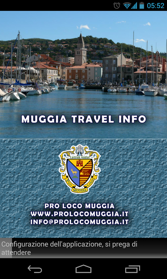 Muggia Travel Info - screenshot