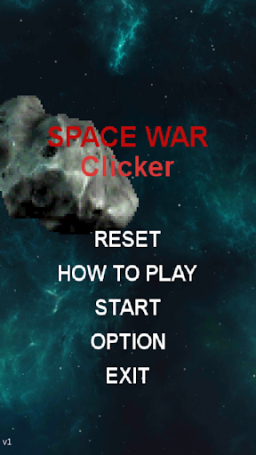 Space War-Clicker