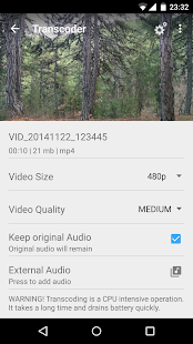 App VidTrim - Video Editor APK for Windows Phone