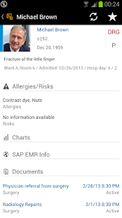 SAP EMR Unwired - screenshot thumbnail