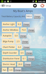 Boat Battery Amps Calculator – Apps bei Google Play