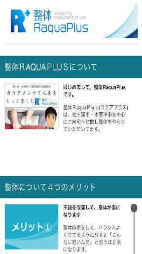 整体RaquaPlus