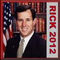 2012 Candidate: Rick Santorum logo