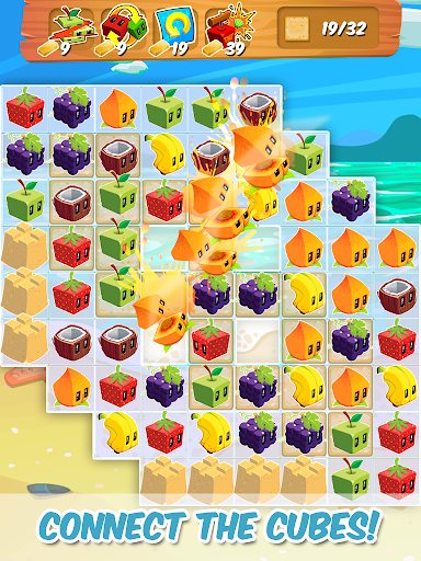 Juice Cubes v1.22.01 Mod (Unlimited Gold)