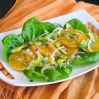 Orange, Avocado & Fennel Salad