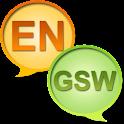 English Swiss German Dict+ icon