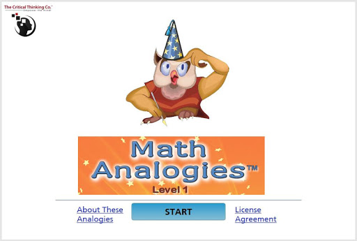 mathematical reasoning critical thinking company