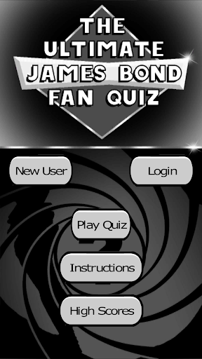 Ultimate James Bond Fan Quiz