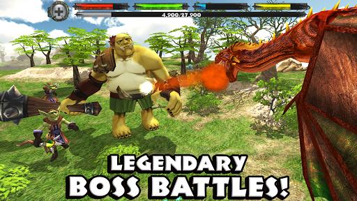 World of Dragons: Simulator  screenshots 8