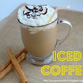 Asian Iced Coffee.