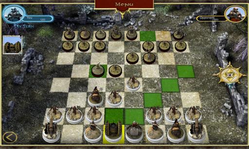 Dwarven Chess Lite