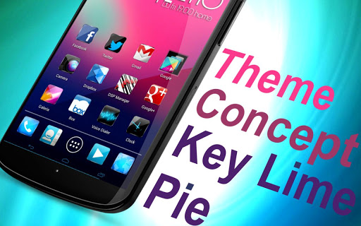 Concept key lime pie HD 7 in 1 v1 APK