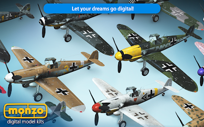 MONZO - Digital Model Builder APK screenshot thumbnail 16