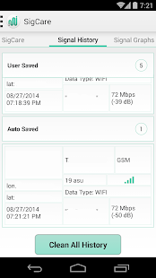 Signal Care Screenshot