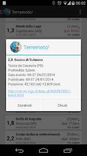Terremoto! - screenshot thumbnail