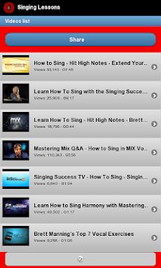 Singing Lessonsのおすすめ画像2