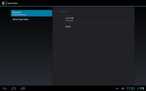 【免費通訊App】EasyTether Tablet-APP點子