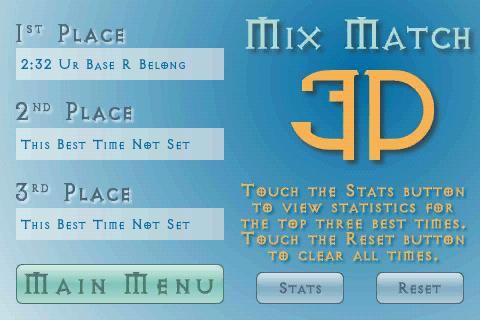Mix Match 3D- screenshot