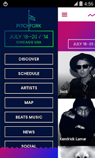 Pitchfork Music Festival 2014 - screenshot thumbnail