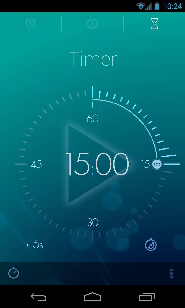 Timely Alarm Clock screenshot #3