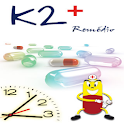 K2Remedio logo