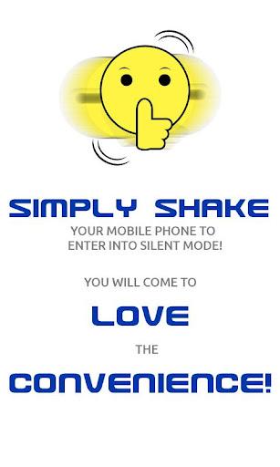 Shake2Silence