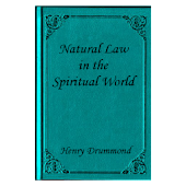 Natural Law in the Spiritual W