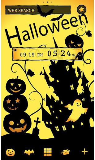 Halloween Theme Spooky Night 1.0 Windows u7528 1