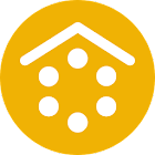 Basic Yellow Theme for Smart Launcher icon