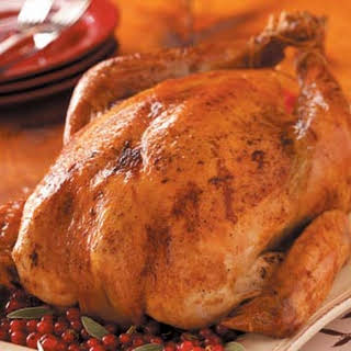 Savory Grilled Turkey Recipe.