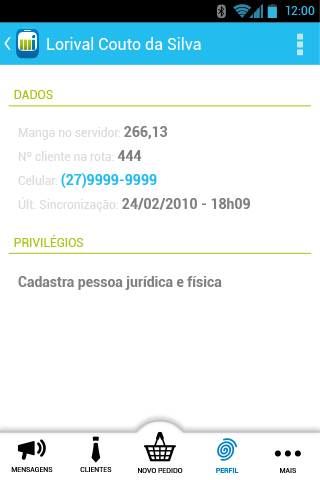 Vendas MITIS 1.27.0 screenshots 6