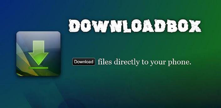 DownloadBox v2.0.0a