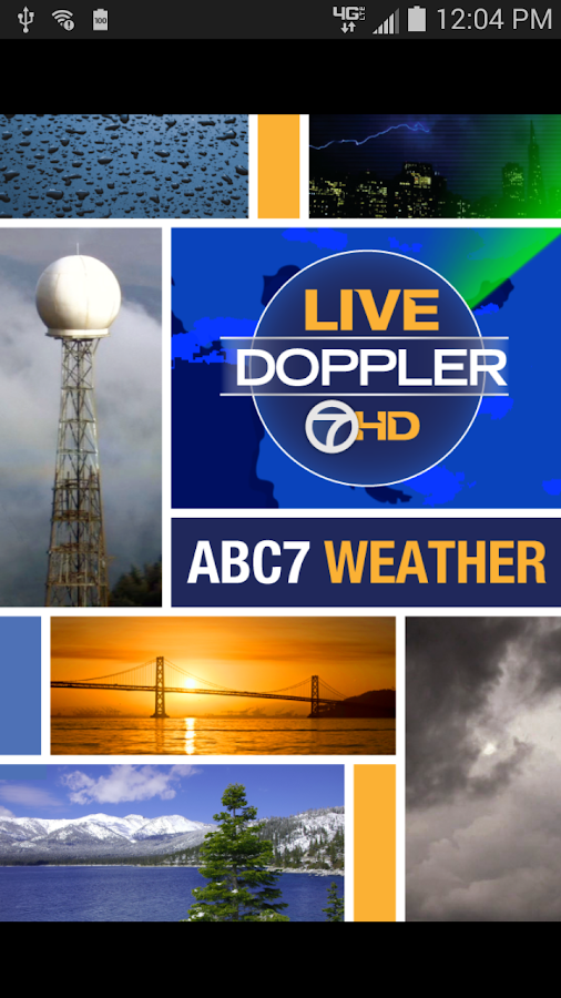 ABC7 Weather: SF/Bay Area- screenshot