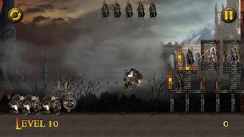 Screenshot of Slingshot Monsters