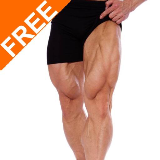 9 分鐘腿 + 臀部鍛煉 健康 App LOGO-硬是要APP
