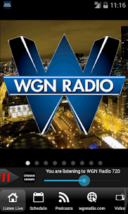 WGN Radio, Chicago's Very Own - screenshot thumbnail