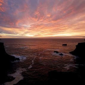 Rockin' sunset. by Michael White - Landscapes Sunsets & Sunrises