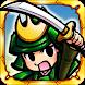 サムライディフェンダー【戦国ディフェンスゲーム】