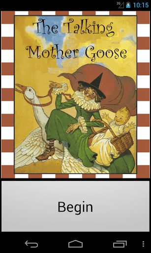 The Talking Mother Goose