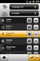 Screenshot of Variable Display