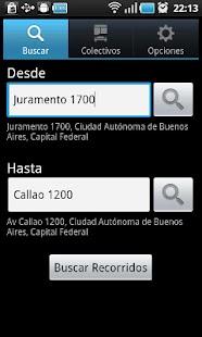 Bondis Buenos Aires Bus Guide- screenshot thumbnail