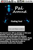 Screenshot of Pal Around